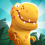 Dino Bash – Dinosaurs v Cavemen Tower Defense Wars (Mod) 1.3.14
