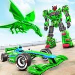 Dragon Robot Car Game – Robot transforming games (Mod) 1.3.8
