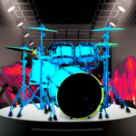 Drum Hero (rock music game, tiles style) (Mod) 2.4.3