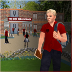 High School Boy Simulator: School Games 2020 (Mod) 1.06
