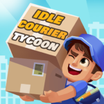 Idle Courier Tycoon – 3D Business Manager (Mod)1.11.2