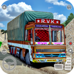 Indian Truck Cargo Simulator 2020: New Truck Games (Mod) 1.0