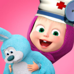 Masha and the Bear: Toy doctor (Mod) 1.2.3