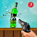 Real Bottle Shooting Free Games: 3D Shooting Games (Mod) 3.2