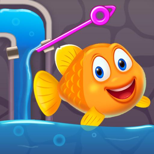 Save the Fish – Pull the Pin Game (Mod) 11.8