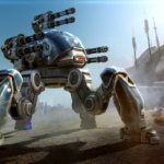 War Robots. 6v6 Tactical Multiplayer Battles (Mod) 6.6.1