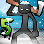 Anger of stick 5 : zombie (Mod) 1.1.42