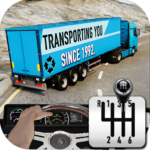 Cargo Delivery Truck Parking Simulator Games 2020 (Mod) 1.33