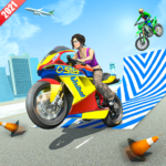 City Bike Driving Simulator-Real Motorcycle Driver (Mod) 2.5