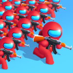 Gun Clash 3D: Imposter Battle (Mod) 2.1.3
