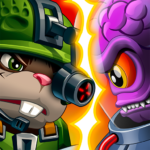 Hamsters: PVP Fight for Freedom (Mod) 1.28