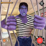 Incredible Monster: Superhero Prison Escape Games (Mod) 2.4