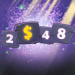 Lucky 2048 puzzle cards (Mod) 1.0.4