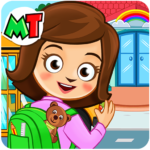 My Town: Preschool Game – Learn about School (Mod) 1.07