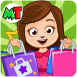 My Town: Shopping Mall – Shop & Dress Up Girl Game (Mod) 1.12