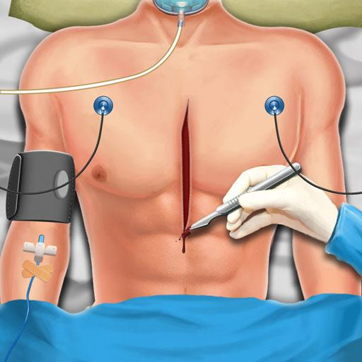 Open Heart Surgery New Games: Offline Doctor Games (Mod) 3.0.101