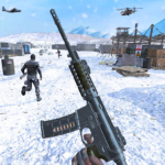 Action shooting games : Commando Games (Mod) 4.62