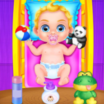 Babysitter Crazy Baby Daycare – Fun Games for Kids (Mod) 1.0.10