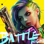 Battle Night: Cyberpunk-Idle RPG (Mod) 1.4.6