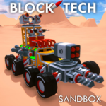 Block Tech : Tank Sandbox Craft Simulator Online (Mod) 1.82