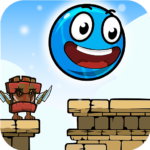 Blue Ball 11: Bounce Ball Adventure (Mod) 2.1
