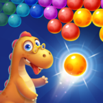 Bubble Shooter: Primitive Dinosaurs – Egg Shoot (Mod) 1.07
