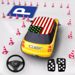 Car Parking eLegend: Parking Car Driving Games 3D (Mod) 1.3.9