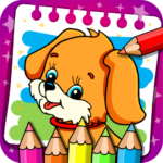 Coloring & Learn Animals – Kids Games (Mod) 1.137