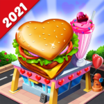 Cooking Crush: New Free Cooking Games Madness (Mod) 1.3.4
