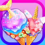 Cooking Games:Unicorn Chef Mermaid Games for Girls (Mod) 2.5