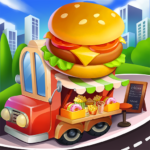 Cooking Travel – Food truck fast restaurant (Mod)1.1.5.5