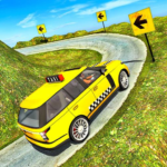 Crazy Taxi Jeep Drive: Jeep Driving Games 2021 (Mod) 1.15