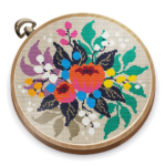 Cross Stitch Club — Color by Numbers with a Hoop (Mod) 1.4.34