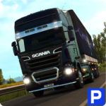 Euro Truck Parking Simulator 2021: 3d parking Game (Mod) 0.5