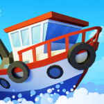 Fish idle: hooked tycoon. Your own fishing boat (Mod) 4.0.10