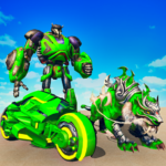 Flying Tiger Robot Car Game: Flying Bike Robot (Mod) 3.0.3
