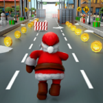 Fun Santa Run – Christmas Runner Adventure (Mod) 2.7