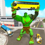 Incredible Monster City Hero Battle Mission 2021 (Mod) 1.1
