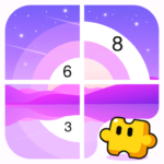 Jigsaw Coloring: Number Coloring Art Puzzle Game (Mod) 1.8.0