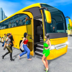 Modern Bus Drive Simulator – Bus Games 2021 (Mod) 1.22