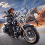 Outlaw Riders: War of Bikers (Mod) 0.3.0