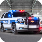 Police Car Spooky Stunt Parking: Extreme driving (Mod) 1.1