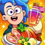 Potion Punch 2: Fun Magic Restaurant Cooking Games (Mod) 1.8.1