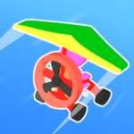 Road Glider – Incredible Flying Game (Mod) 1.0.27