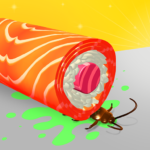 Sushi Roll 3D – Cooking ASMR Game (Mod) 1.5.5