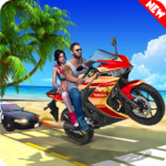 Theft Bike Drift Racing (Mod) 1.9