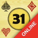 Thirty-One | 31 | Blitz – Card Game Online (Mod) 3.10