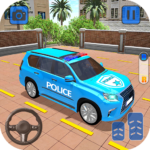 US Police Spooky Jeep Parking Simulator New Games (Mod) 0.7