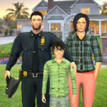 Virtual Police Family Game 2020 -New Virtual Games (Mod) 1.3
