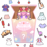 Vlinder Box:GoCha Character & Dress Up Games (Mod) 1.0.34